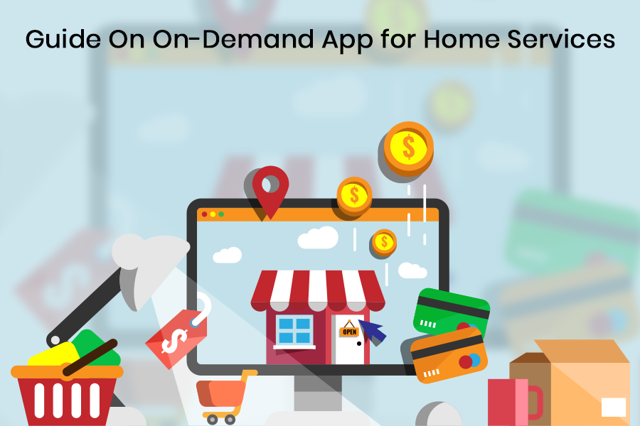 On-Demand App for Home Services banner