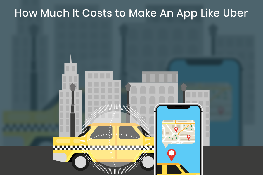 How Much It Costs to Make An App Like Uber
