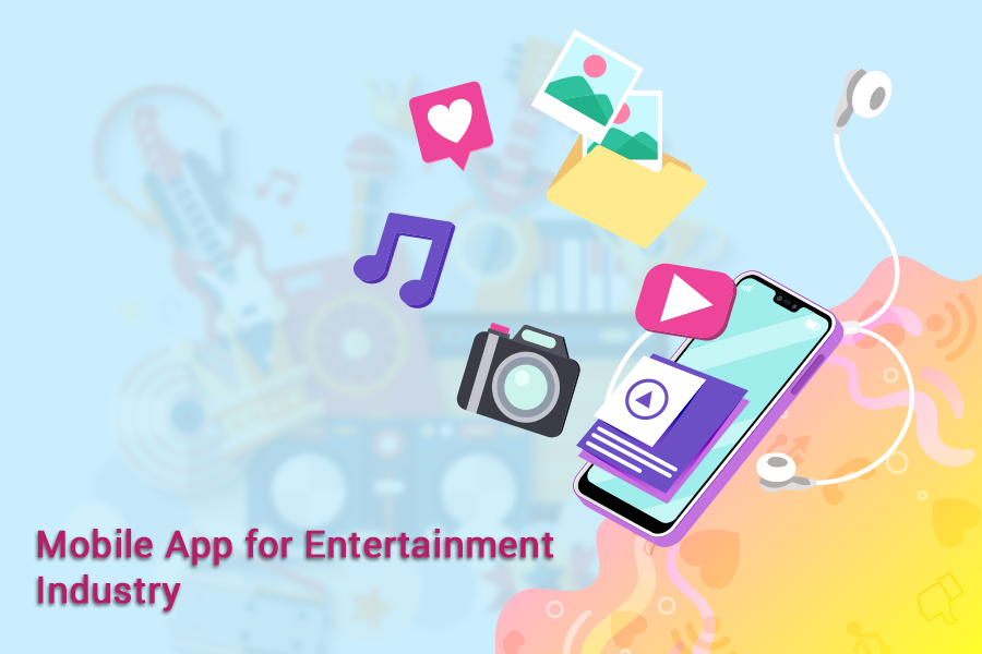 mobile app for entertainment