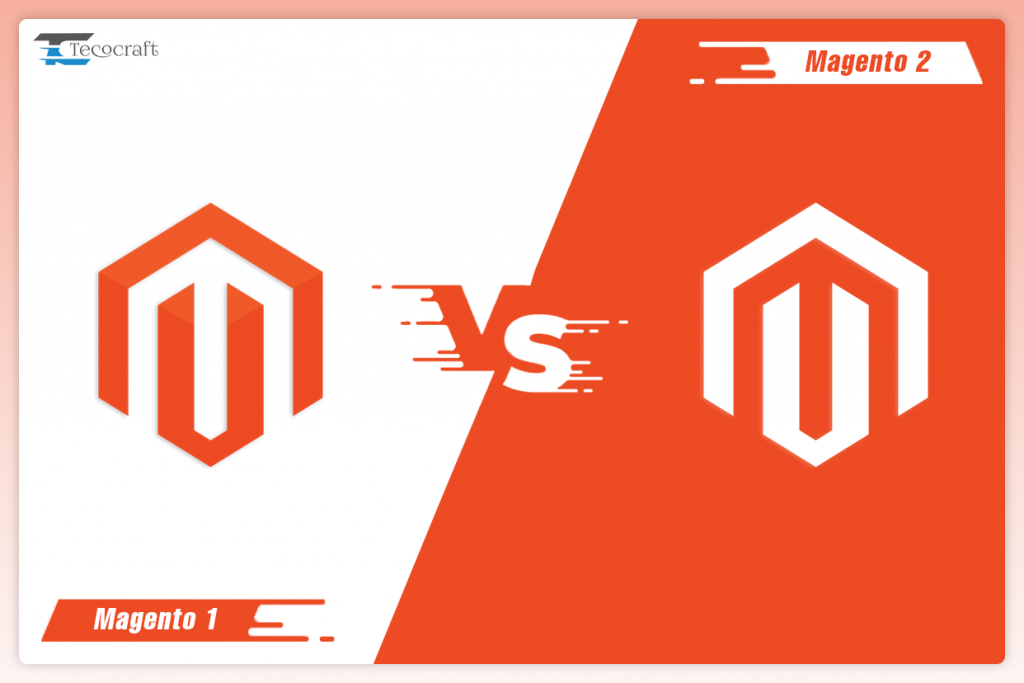 Magento 1 vs Magento 2 different versions
