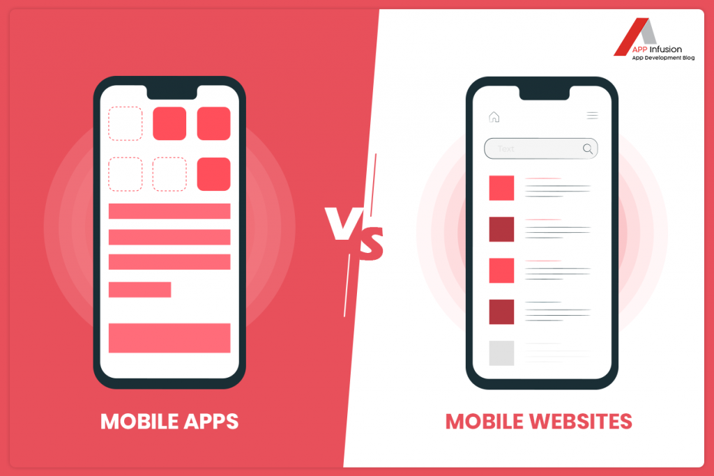 Differences between mobile apps and mobile websites