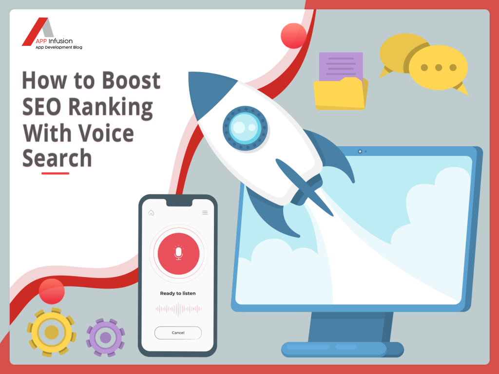 SEO of voice search